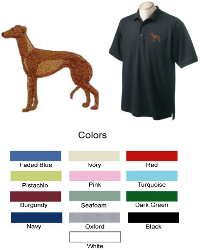 E-4 - Greyhound Polo Shirt (E4)
