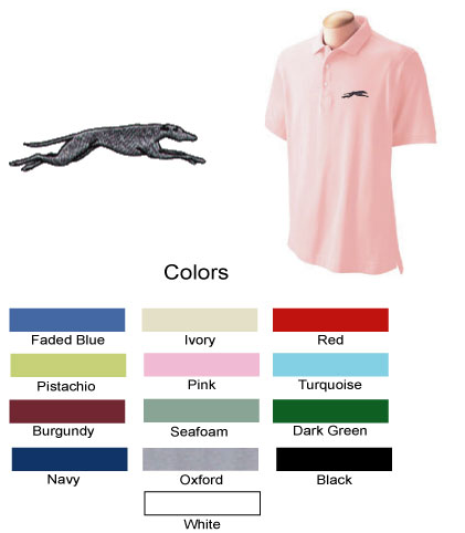 E-7 - Stretch Hound Polo Shirt (E7)