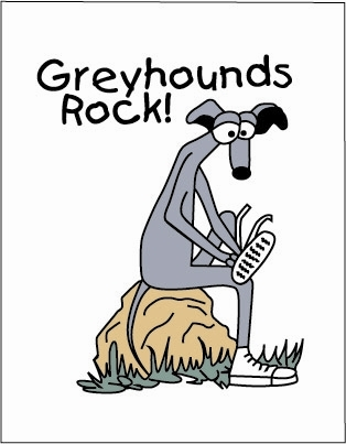 C-4 - Greyhounds Rock Cards (C4)
