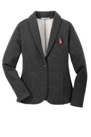 L298 - Garland Ladies Fleece Blazer