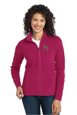 L-223 - Ladies Microfleece Jacket (L223)
