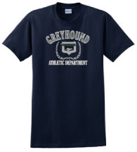 P-18 - Greyhound Athletic Dept. T-Shirt
