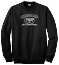 P-18 - Greyhound Athletic Department Sweatshirt (P18)